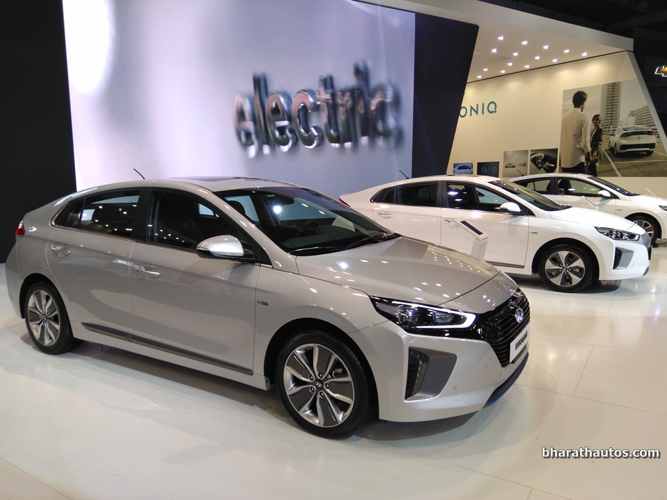 hyundai india to unveil ioniq and n performance at 2018 auto expo. Black Bedroom Furniture Sets. Home Design Ideas
