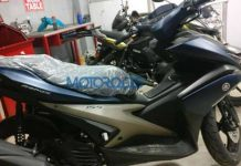 yamaha-aerox-155-maxi-scooter-spyshots-india-launch