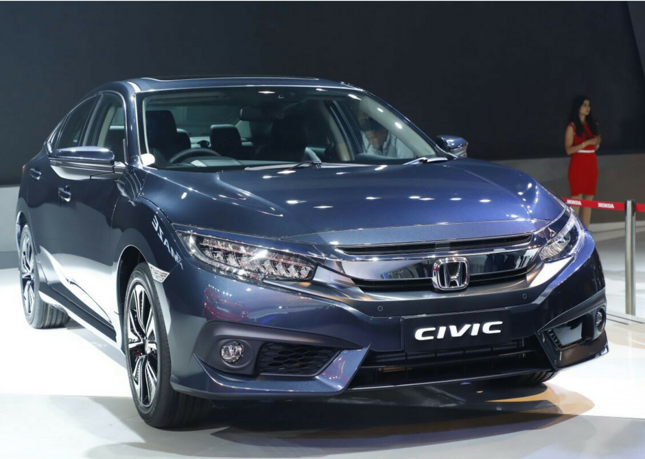 honda amaze all new cr v civic first indian appearance