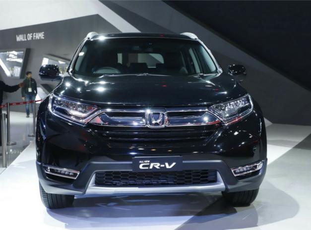 all-new-honda-cr-v-indian-auto-expo-2018