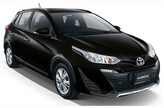 India-bound New Toyota Yaris Cross revealed