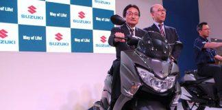suzuki-burgman-street -125cc-maxi-scooter-2018 auto-expo