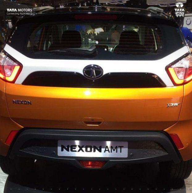 tata-nexon-aero-amt-2018-auto-expo-rear-back-pictures-photos-images-snaps-gallery