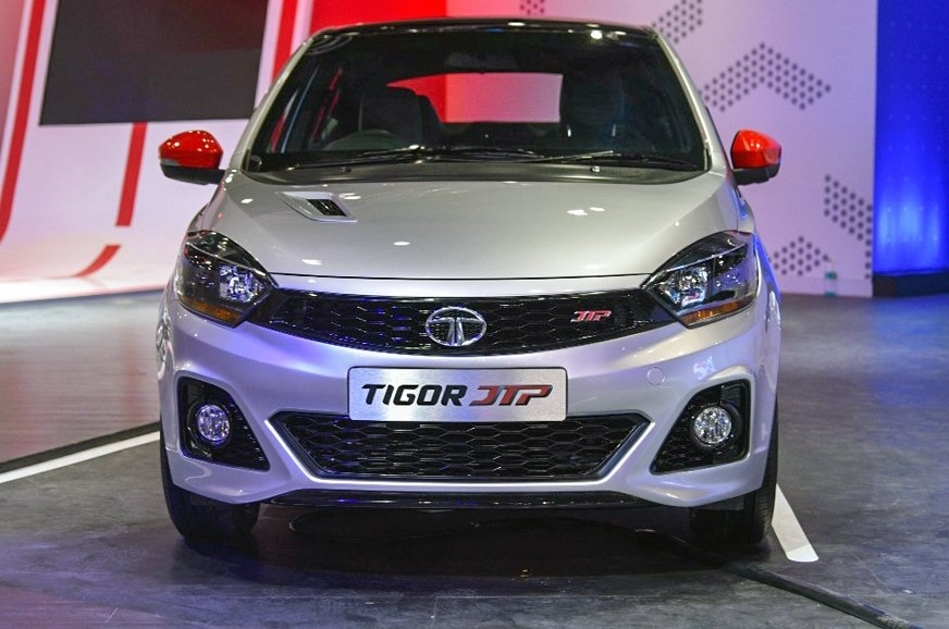 Tiago Jtp Tigor Jtp From Tata Motors At 2018 Auto Expo