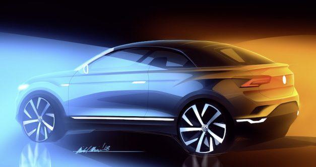 Erstes SUV-Cabriolet der Marke: Volkswagen Aufsichtsrat best‰tigt Cabriolet des T-Roc