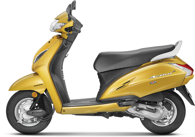2018-honda-activa-5g-scooter-gold-dazzle-yellow-metallic -pictures-photos-images-snaps-gallery
