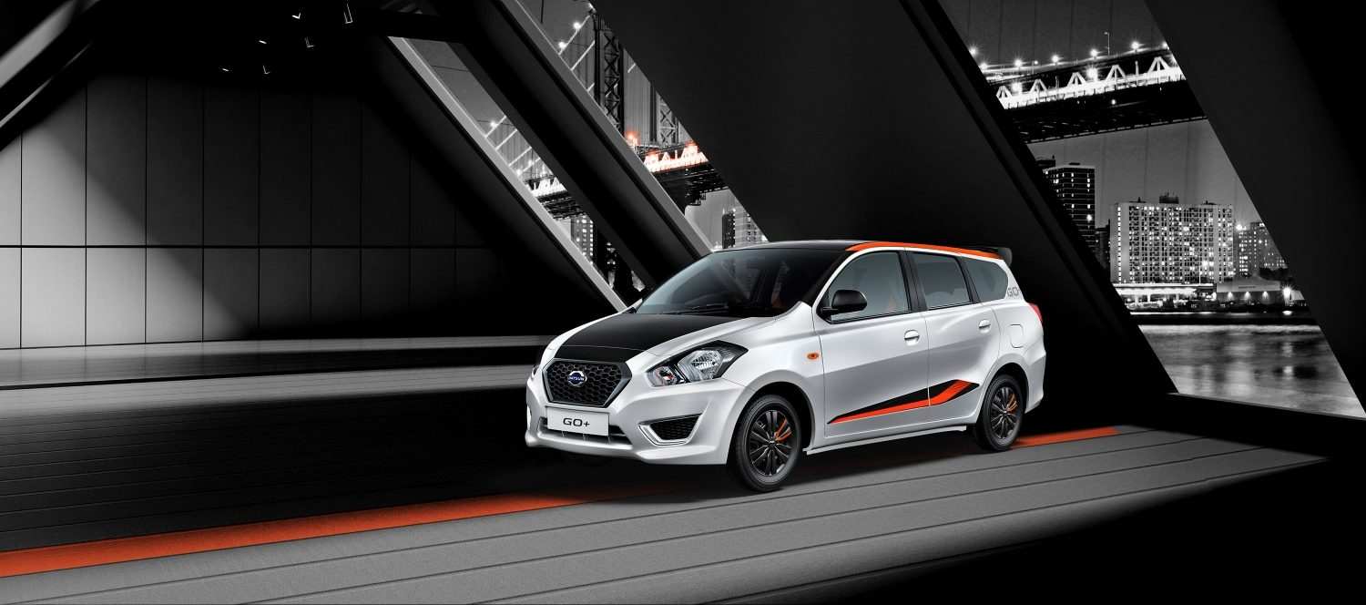 Datsun GO & GO+ Remix Limited Edition - from Rs. 4.21 lakh ...