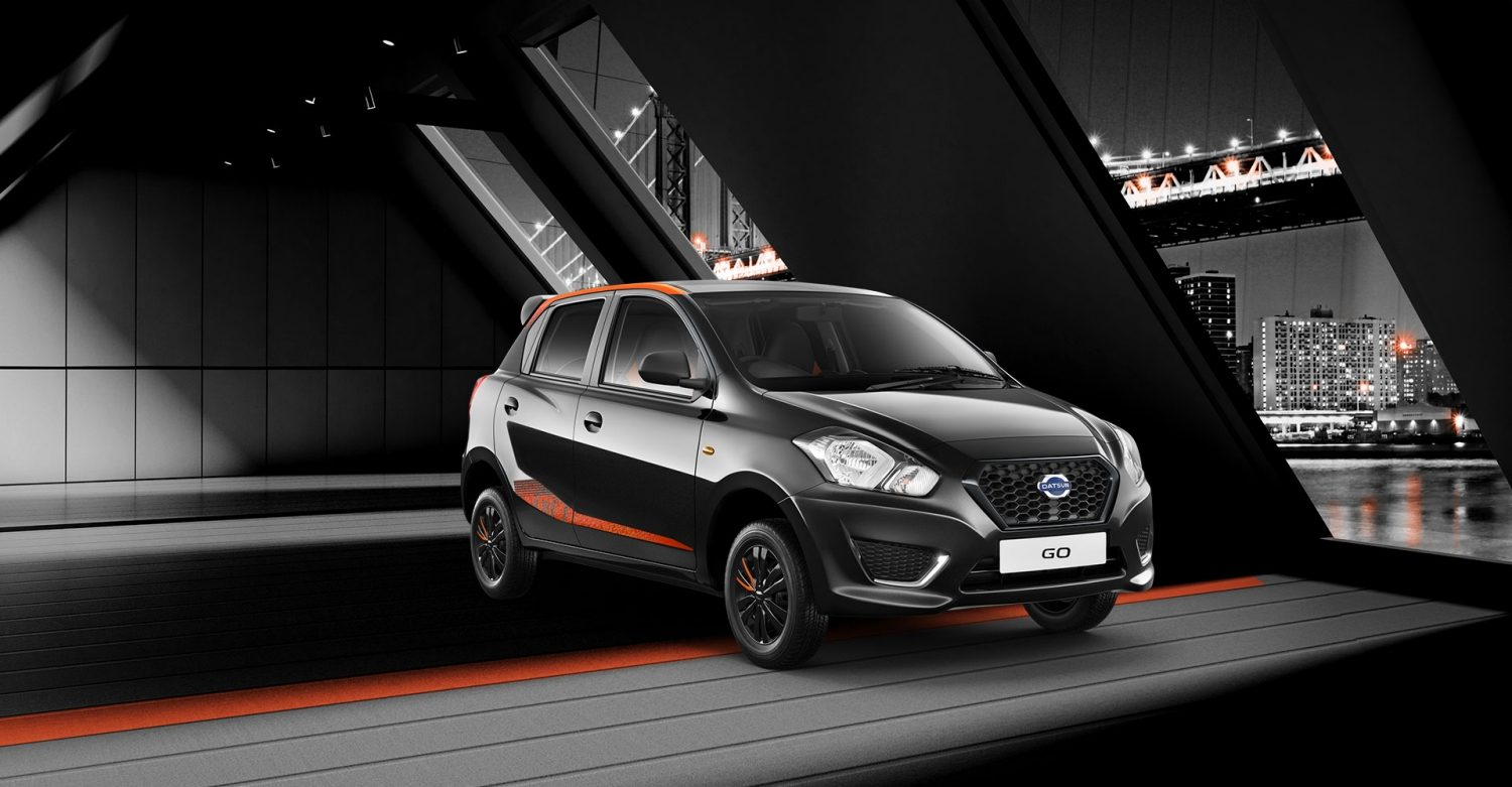 datsun go amp go remix limited edition from rs 421 lakh