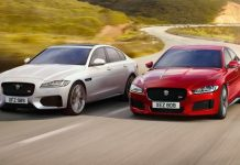 jaguar-xe-jaguar-xf-2-0l -ingenium-petrol-engine-india-launched