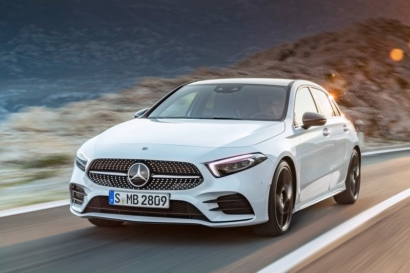 Mercedes Benz A Class To Likely Be Launched In India By 2019