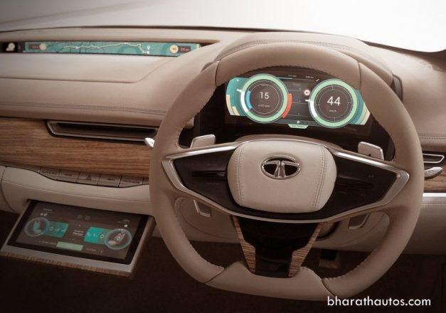 tata-evision-ev-electric-sedan-concept-2018-geneva-dashboard-pictures-photos-images-snaps-gallery