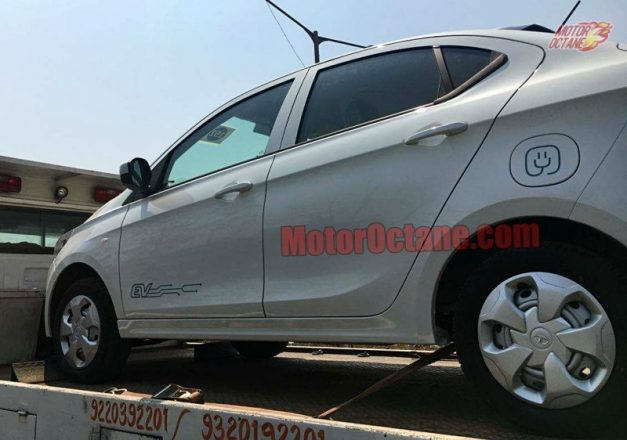 tata-tigor-electric-spied-india-side-charging-socket