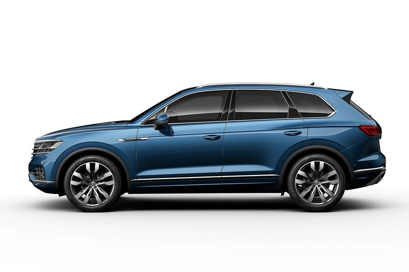 Volkswagen's mid-size SUV under development to launch in China first