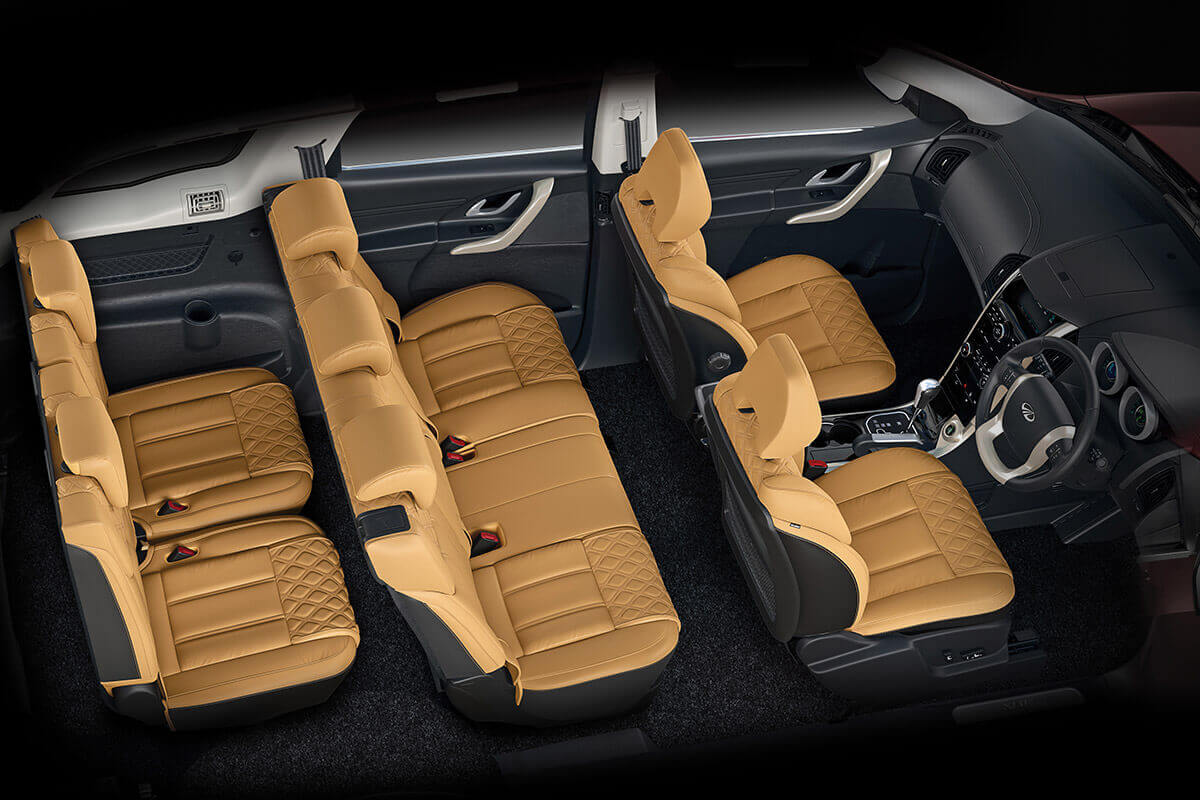 2018 New Mahindra Xuv500 Facelift Cabin Inside Pictures Photos Images Snaps Gallery