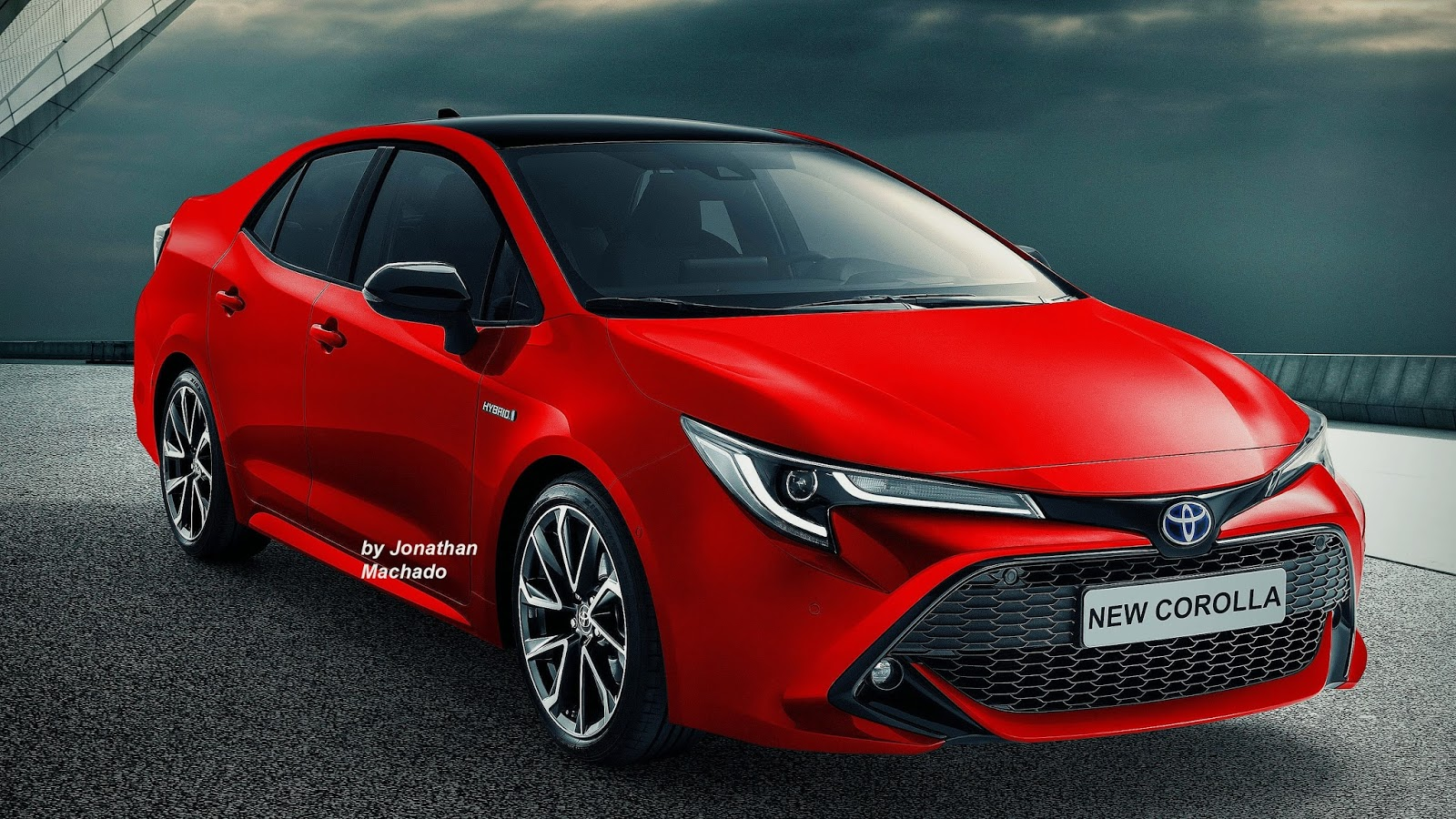 Toyota Auris Next Generation 2018 >> Next-gen 2019 Toyota Corolla rendered in multiple colours, launch in mid next-year