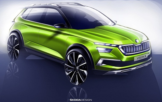 Skoda Premium Hatch May Come To India In 2019