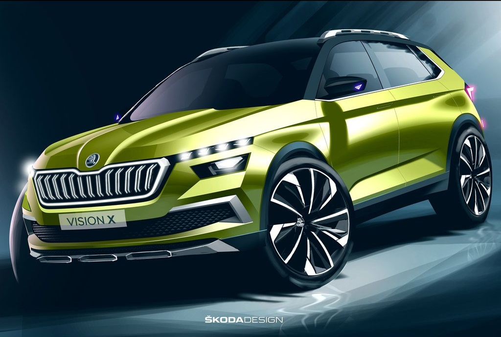 skoda premium hatch may come to india in 2019. Black Bedroom Furniture Sets. Home Design Ideas
