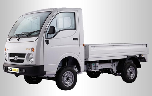 The Original Chotta Haathi Tata Ace Gold Launched At