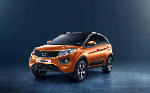 tata-nexon-amt-orange-pictures-photos-images-snaps-gallery
