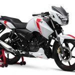 tvs-apache-rtr-160-white-race-edition-launched-details-price-pictures