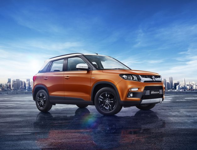 2018-maruti-suzuki-vitara-brezza-amt-facelift-autumn-orange-pearl-arctic-white-roof-india-pictures-photos-images-snaps-gallery