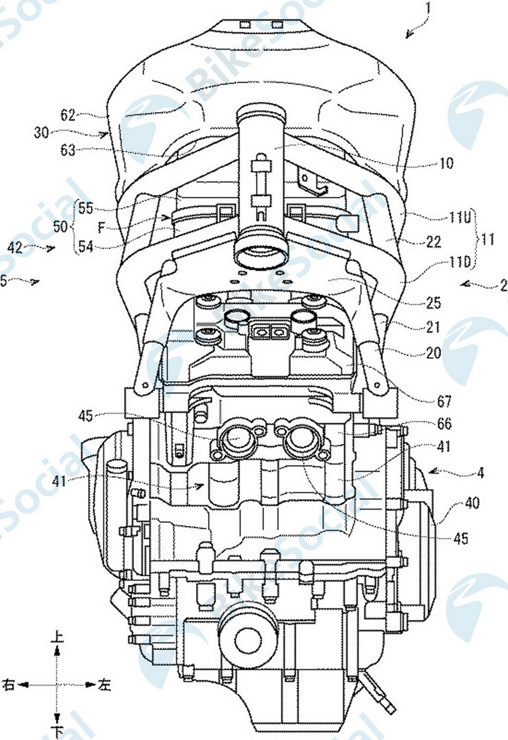 Suzuki Gsx R300 S300 In Works Patent Images Leaked 2018 Ecima Unveil 427 Engine Diagram Parallel Twin