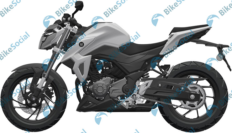 suzuki gsx rs  works patent images leaked  ecima unveil