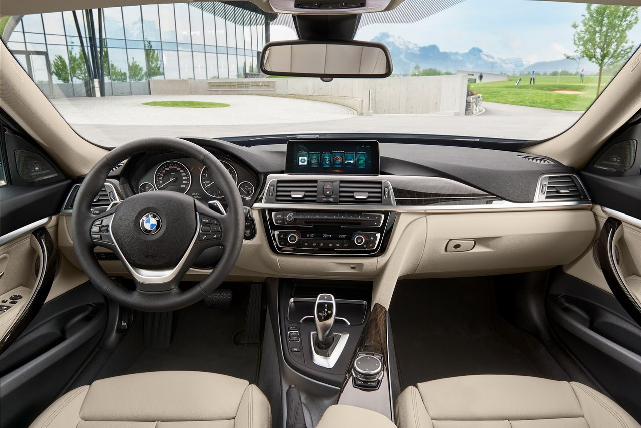 2018 Bmw 3 Series Gran Turismo Sport 320d India Dashboard Interior