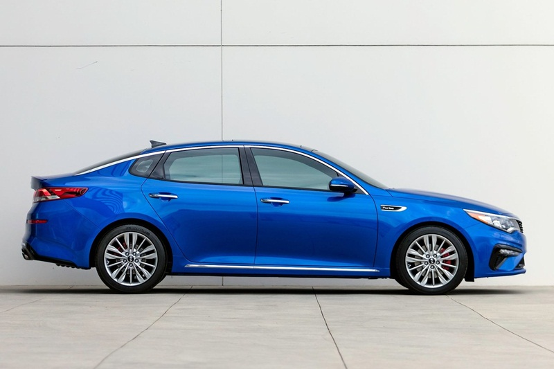 Kia Optima Spotted In India To Come Loaded With Features