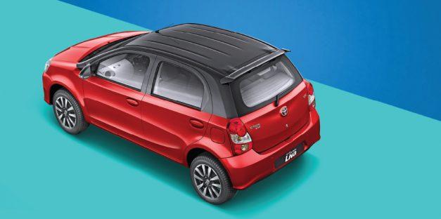 toyota-etios-liva-vermillion-red-dual-tone-rear-back-2018-facelift-india