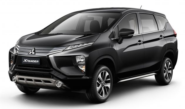 Mitsubishi Xpander Mpv On The Radar For India To Come With A 1 5