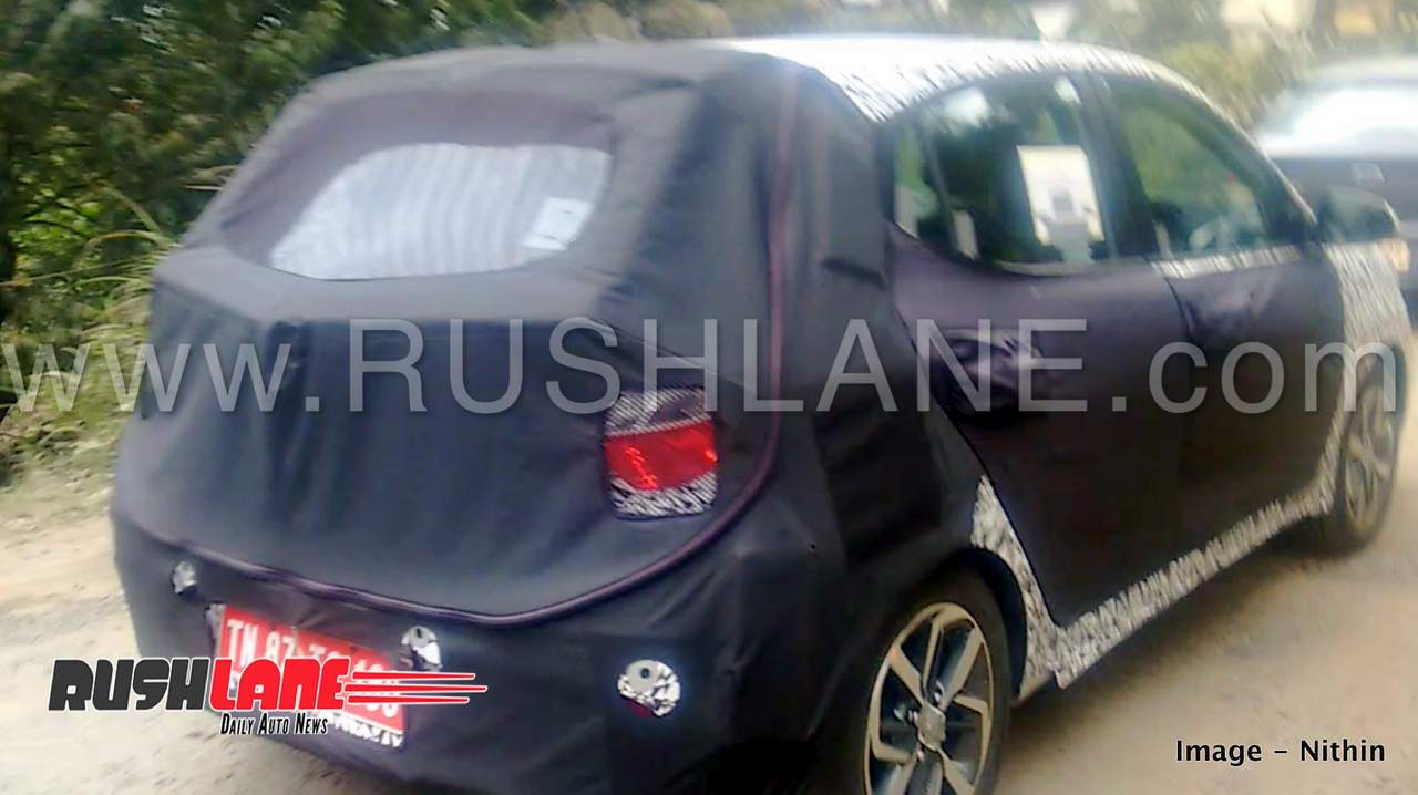 Next Gen Hyundai Grand I10 Spotted Next Year Launch Likely Page