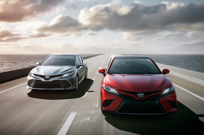 Next Gen 2019 Toyota Camry Front Fascia India Pictures Photos Images Snaps Gallery