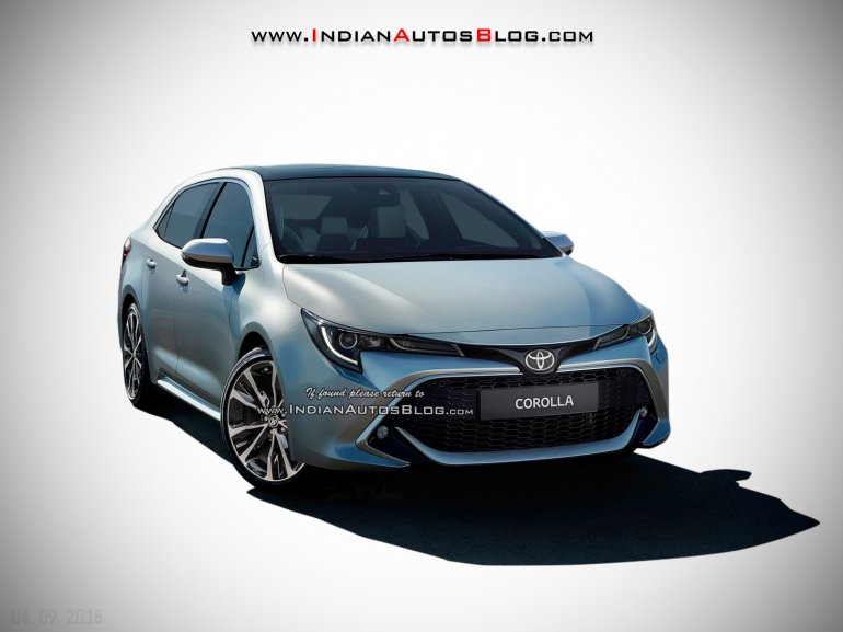 Next Gen Toyota Corolla Altis On Its Way Image Of Car Rendered
