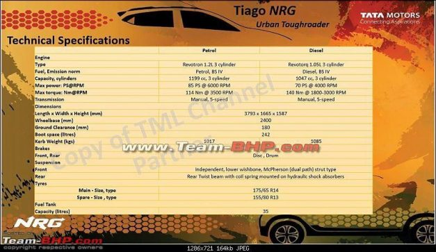 tata-tiago-nrg-brochure-technical-specifications-india-pictures-photos-images-snaps-gallery