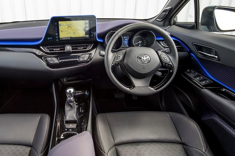 Toyota C Hr Engine Details For India Revealed To Get A Cvt Transmission