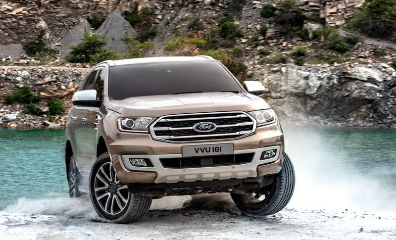 spied  2019 ford endeavour facelift  u2013 first look at the