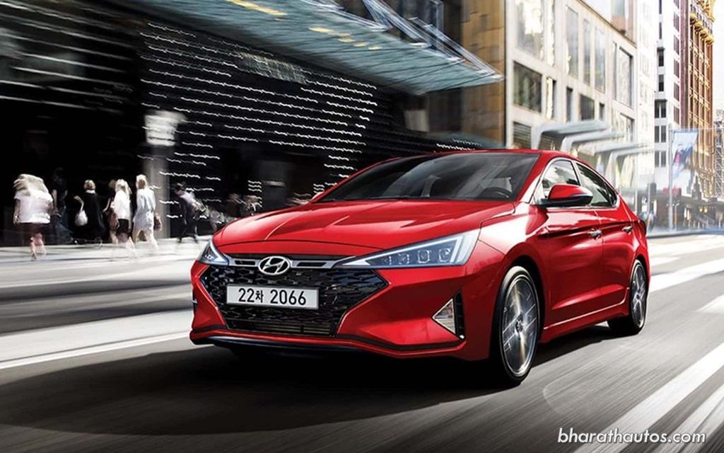 2019 Hyundai Elantra Sport Revealed Early Details Out