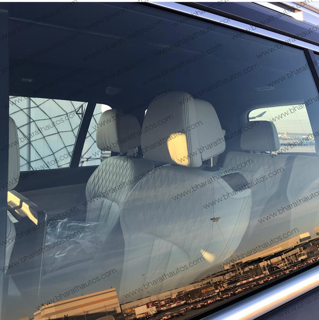 Bmw X7 Cost: First Live Pictures Of All-new Three Row SUV