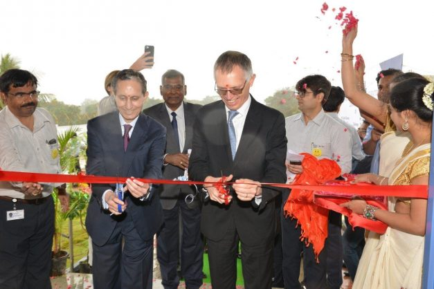 groupe-psa-and-ck-birla-group-inaugurate-first-powertrain-plant-in-india