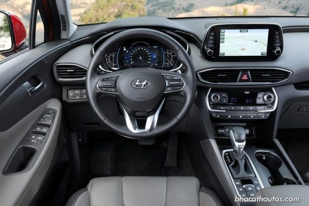 new-gen-2019-hyundai-santa-fe-dashboard-india-pictures-photos-images-snaps-gallery