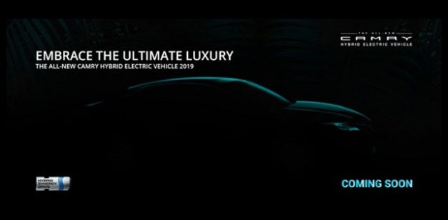 next-gen-toyota-camry-hybrid-teaser-video-released-india