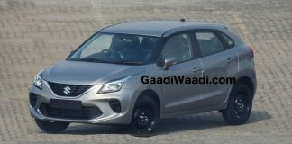 2019-maruti-suzuki-baleno-facelift-more-spy-pictures