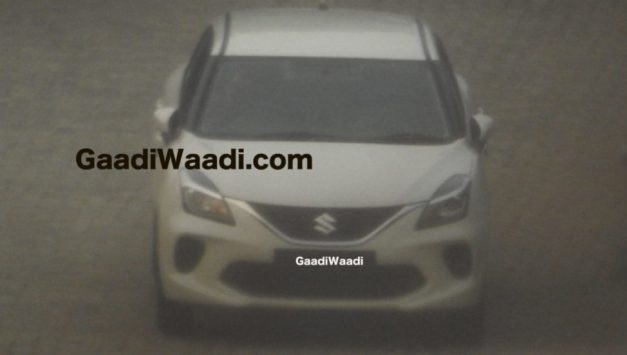 2019-maruti-suzuki-baleno-facelift-white-front-fascia-spy-pictures-photos-images-snaps-gallery