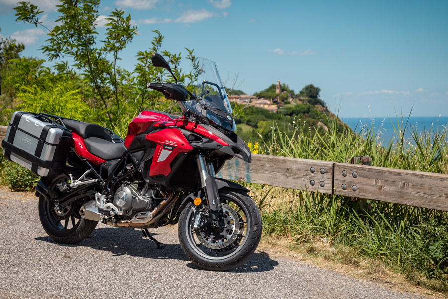 2019 Benelli TRK 502 And TRK 502X India Launch On Feb 18