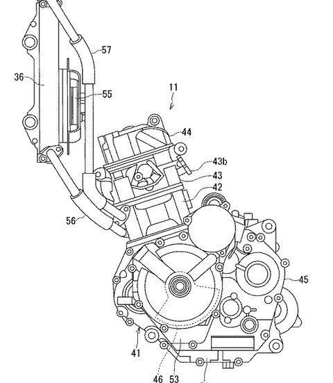 2019-suzuki-gixxer-250-leaked -engine-patent-right-side-p-565a