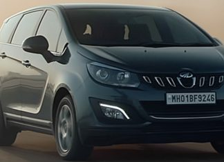 new-mahindra-marazzo-8-seater-top-spec-introduced