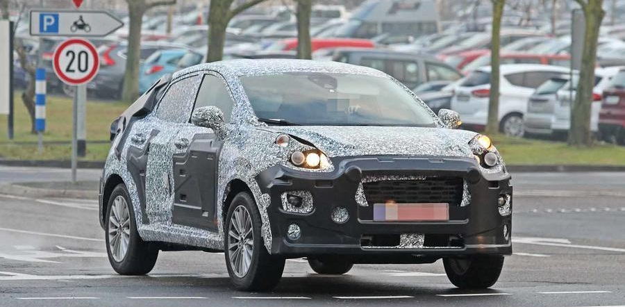 Next-gen Ford EcoSport spotted testing, slated to launch ...
