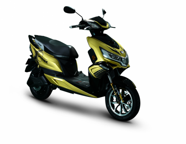 okinawa-i-praise-e-scooter-glossy-golden-black-pictures-photos-images-snaps-gallery