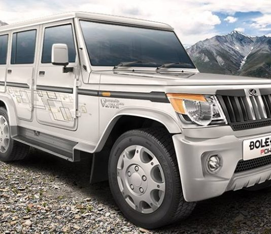 mahindra-bolero-soon-to-be-updated-facelift-coming-2020